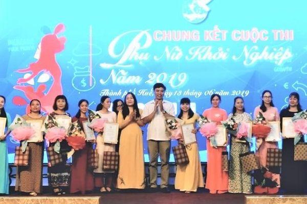 Dự án du lịch Sen Huế giành giải nhất cuộc thi 'Phụ nữ khởi nghiệp'