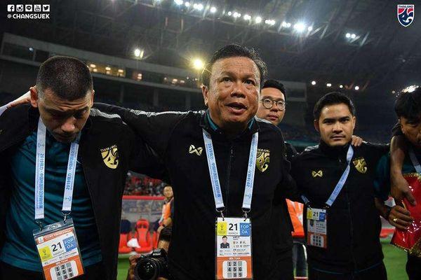 Điểm danh HLV Thái Lan mất việc từ khi HLV Park Hang Seo dẫn dắt tuyển Việt Nam