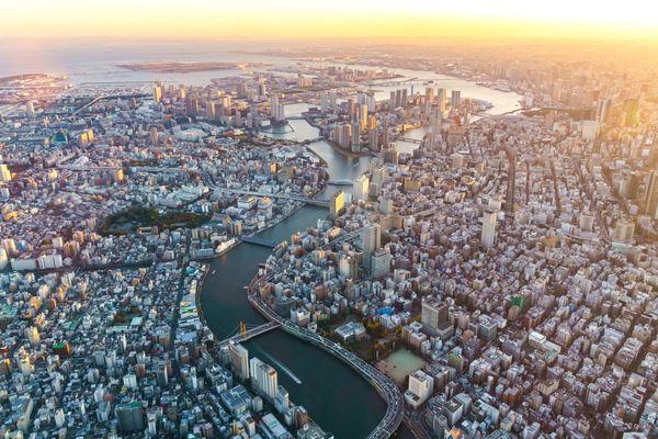 Tokyo - thành phố giấu sông và chiến dịch đảo ngược thế kỷ ô nhiễm
