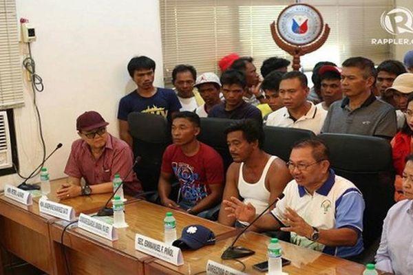Thuyền trưởng Philippines bất ngờ 'đổi giọng' vụ Trung Quốc đâm tàu cá