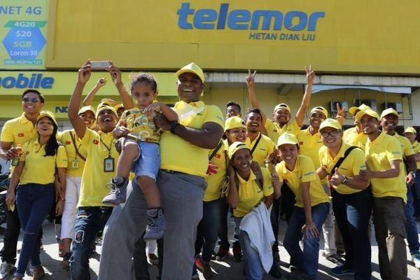 Viettel kinh doanh thành công tại Đông Timor