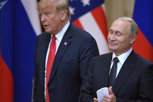 Tổng thống Trump mong chờ cơ hội gặp ông Putin tại G20