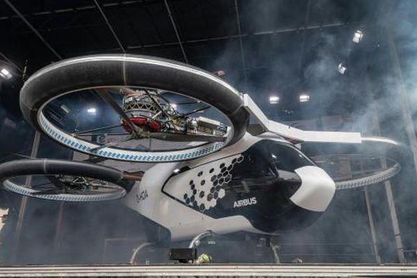 Pháp nuôi tham vọng đưa taxi bay vào phục vụ Olympic Paris 2024