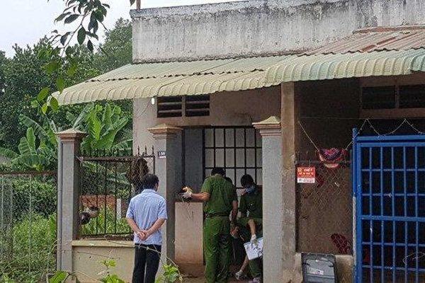 Lộ nguyên nhân con trai sát hại mẹ đẻ bằng kéo ở Bình Phước