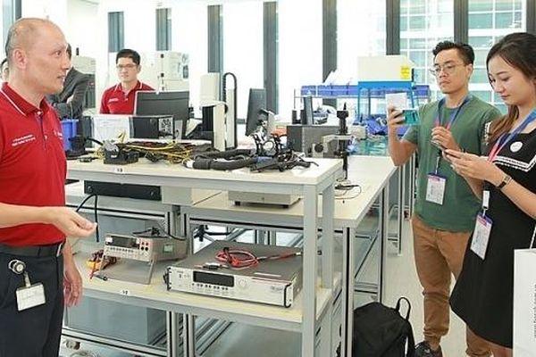 Bosch dự kiến sẽ đầu tư hơn 100 triệu USD vào Việt Nam trong 5 năm tới
