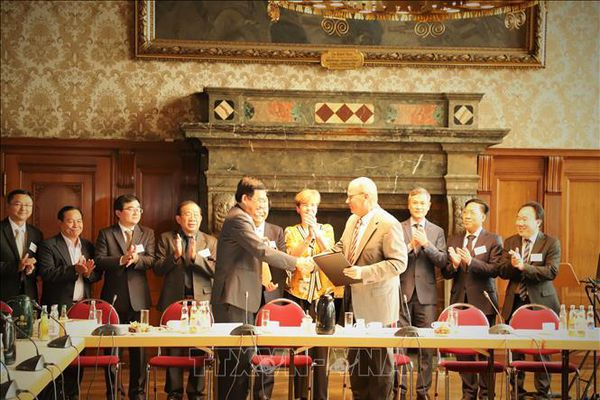 Tăng cường hợp tác giữa tỉnh Long An và thành phố Leipzig (CHLB Đức)