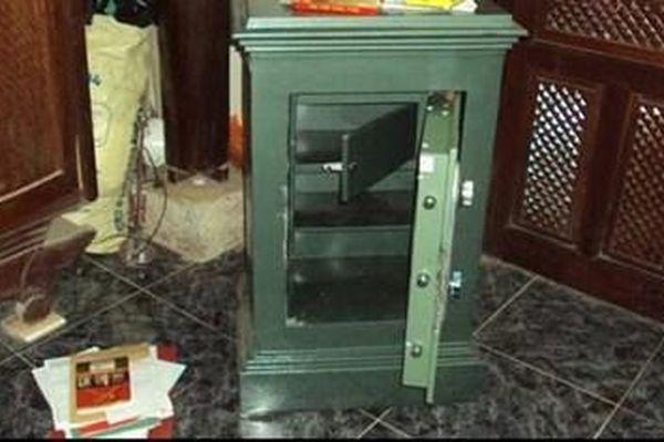 Trộm vô hiệu hóa camera, đột nhập trụ sở UBND huyện vét sạch tiền trong két sắt