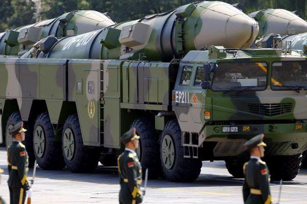 Trung Quốc thử 'sát thủ diệt tàu sân bay' để nhắm vào Mỹ?