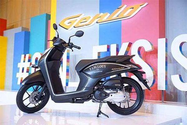 Xôn xao chiếc xe ga Honda đẹp 'long lanh giá chỉ 28 triệu đồng