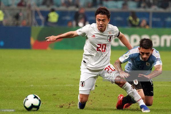'Ronaldo Nhật' được Barca mua 60 tỉ: Ngôi sao mới nổi của xứ Phù tang