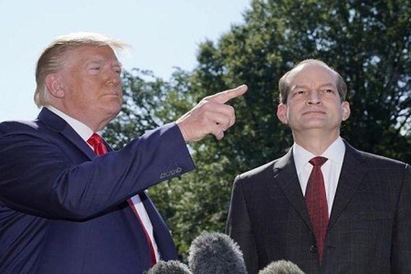 Vì sao hàng loạt quan chức Mỹ rời Nhà Trắng trong năm 2019?