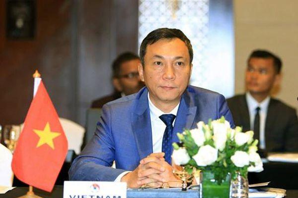 Lần đầu tiên bóng đá Việt Nam có đại diện làm Chủ tịch Ủy ban thi đấu AFC