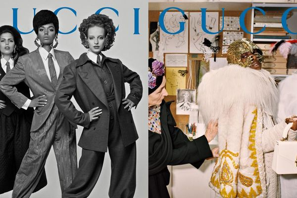 Ngược dòng thời gian trở về với những khung hình thời trang nguyên bản với chiến dịch Thu Đông của Gucci