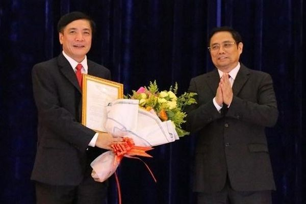 Chủ tịch Tổng Liên đoàn lao động Việt Nam giữ chức Bí thư Tỉnh ủy Đắk Lắk