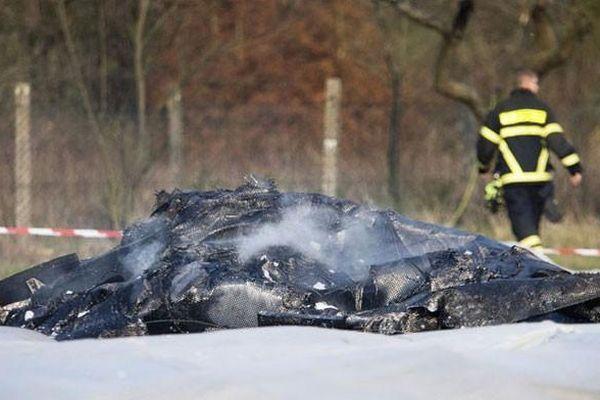 Rơi máy bay ở Đức khiến 3 người thiệt mạng