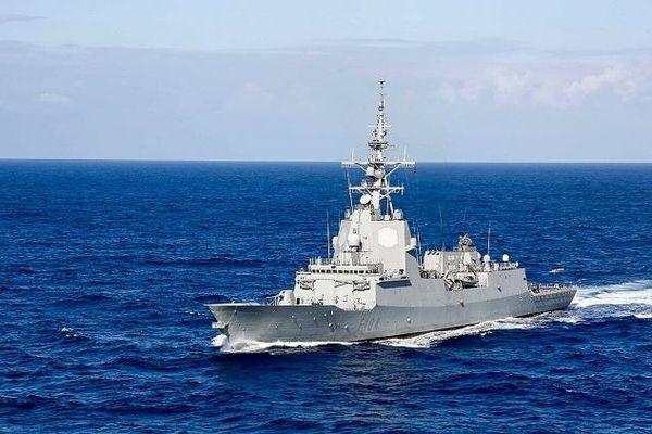 Tây Ban Nha rút tàu hộ tống khỏi nhóm tác chiến tàu sân bay Mỹ
