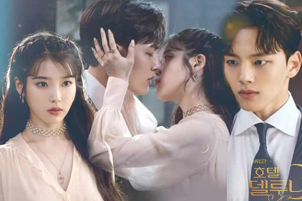 Phim 'Hotel Del Luna' tập 4: Sợ Yeo Jin Goo bị ma nữ bắt IU chủ động hôn nụ hôn đầu tiên