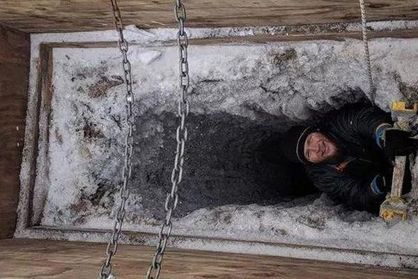 Sinh vật trong 'mộ băng' 50.000 năm mang bí mật hành tinh khác