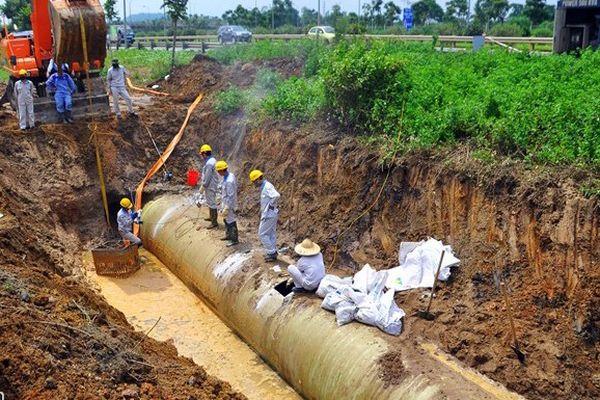Hà Nội: Lên phương án ứng phó với sự cố nước sạch