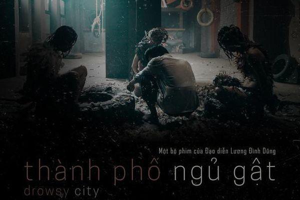 'Thành Phố Ngủ Gật' tung trailer dữ dội, đạo diễn lần đầu khẳng định tiêu chí làm phim