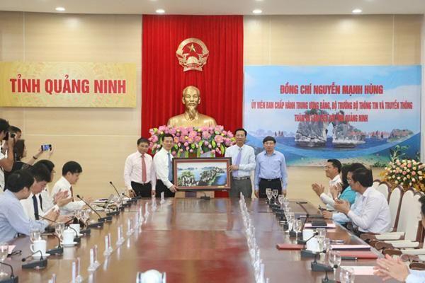 Bộ Thông tin và Truyền thông ưu tiên đầu tư hạ tầng mạng 5G ở Quảng Ninh