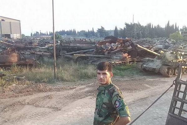Sự thực về con số hàng ngàn xe tăng, thiết giáp của Syria bị phiến quân phá hủy