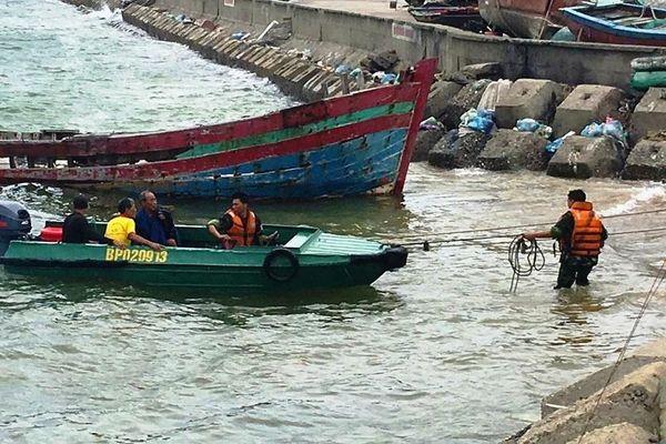 Hải Phòng – Quảng Ninh: Triển khai phương án và lực lượng phòng chống bão số 3
