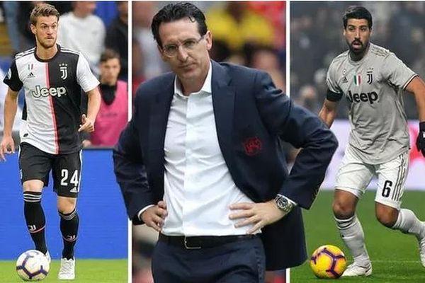 Chuyển nhượng bóng đá mới nhất: Arsenal tính chơi lớn 'rút ruột' Juventus