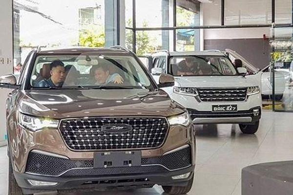 Nhà sản xuất ô tô Trung Quốc muốn xâm nhập thị trường Việt Nam
