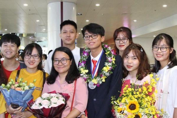 Những 'lần đầu tiên' của Việt Nam trong Olympic Hóa học quốc tế 2019