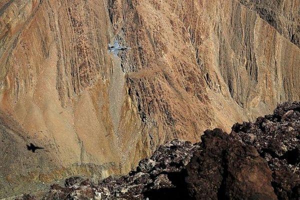 Mỹ tìm thấy thi thể phi công sau vụ tai nạn ở Thung lũng Chết