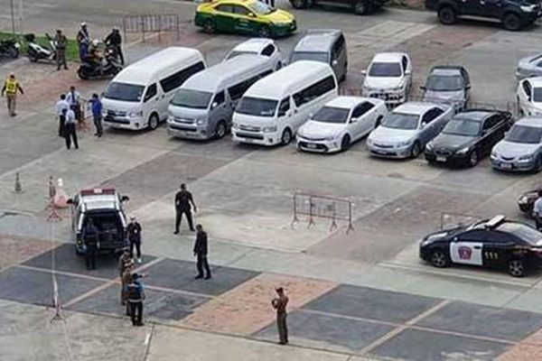 Nổ lớn liên tiếp ở thủ đô Bangkok của Thái Lan, 2 người bị thương