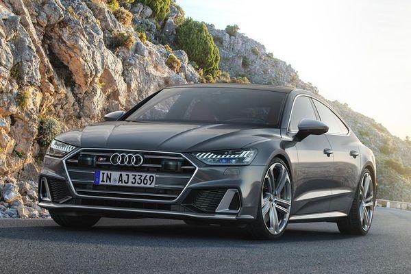 Đánh giá nhanh Audi S7 2020 - 'tên lửa hành trình' 444 mã lực