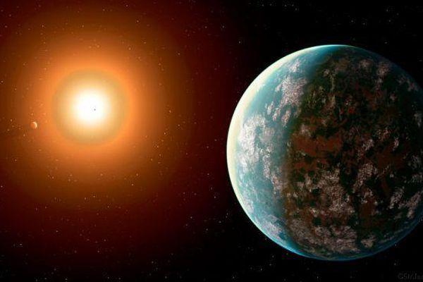 NASA phát hiện một hành tinh có thể sinh sống được