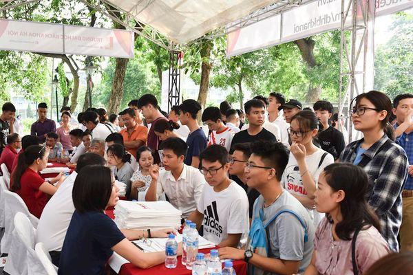 Tuyển sinh đại học 2019: Hạ điểm sàn 'kịch đáy', bỏ rơi chất lượng?
