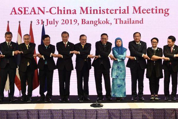 ASEAN-Trung Quốc tiếp tục đàm phán COC vào tháng 10