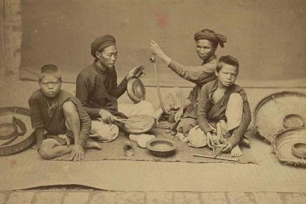 Bậc trượng phu trong thương trường Bạch Thái Bưởi (Bài 2) 'Đội quân' hát xẩm giúp hãng tàu Việt đánh bại đối thủ nước ngoài
