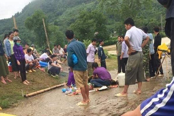 Phú Thọ: Tìm thấy người đi quăng chài bị lũ cuốn trôi