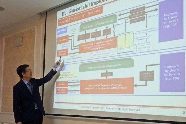 Nhân rộng kinh nghiệm hợp tác công tư của Nhật Bản