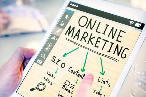 Tiếp thị trực tuyến, công cụ đắc lực gia tăng giá trị sản xuất