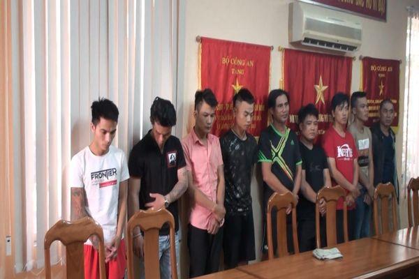 Nhóm người 'khủng bố' quán phở Hòa bị bắt giữ