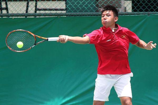 Lý Hoàng Nam thua ngay trận đầu giải quần vợt Challenger Nhật Bản dù làm hạt giống