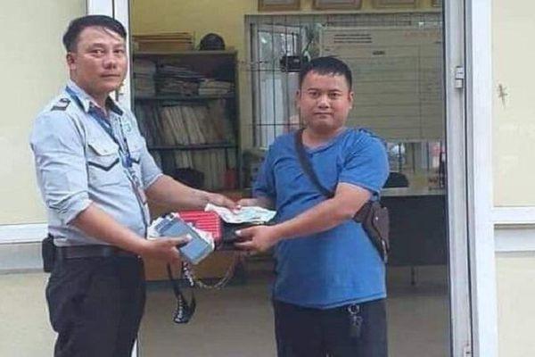 Đà Nẵng: Nhân viên trả lại tài sản bị mất trị giá hơn 80 triệu đồng cho du khách