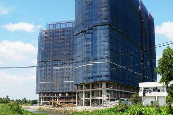 Giám đốc Sở Xây dựng Bình Dương khẳng định Marina Tower không xây vượt tầng