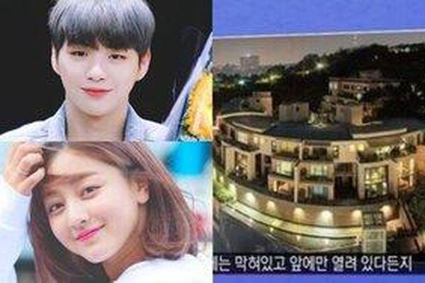 Nhà riêng của Kang Daniel là địa điểm hẹn hò lí tưởng của anh và Jihyo?