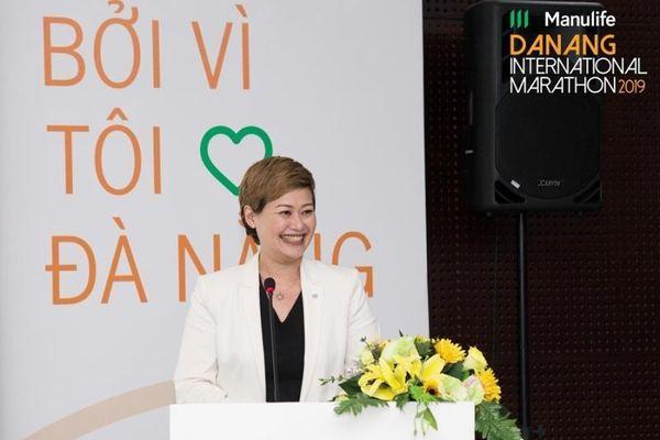 Manulife Việt Nam tài trợ 5 năm marathon quốc tế Đà Nẵng