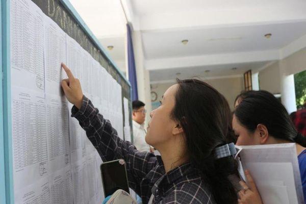 Các trường trực thuộc ĐH Đà Nẵng công bố điểm chuẩn