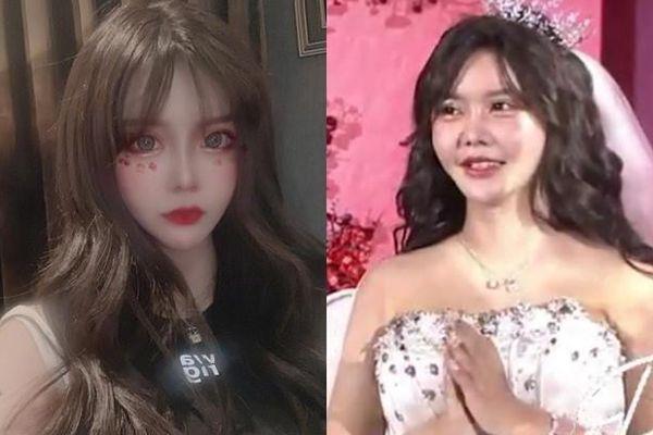 Nhiều hot girl Trung Quốc mặt thật và hình trên mạng 'không liên quan'
