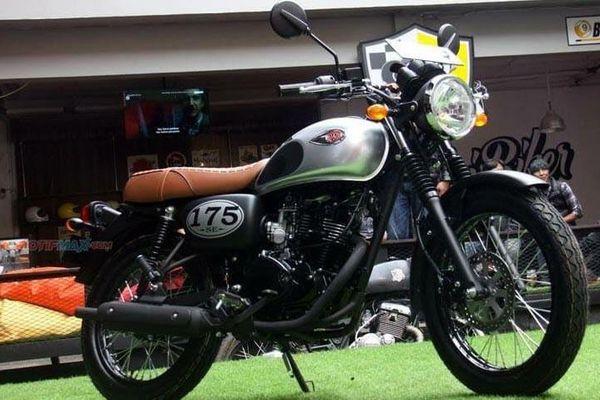 Triệu hồi Kawasaki W175 tại Việt Nam vì lỗi động cơ