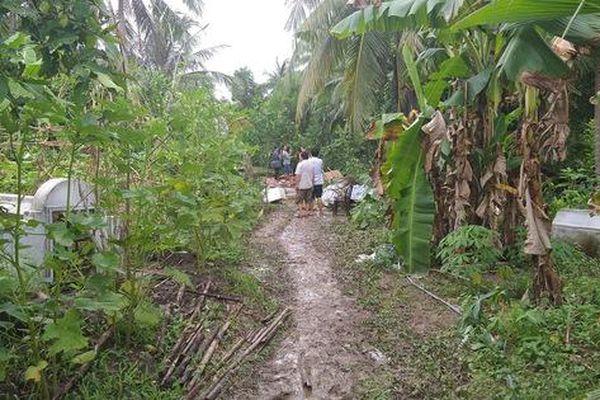 Vụ dùng xăng chống thi hành án ở Cà Mau: Nhiều uẩn khúc từ việc tranh chấp đất